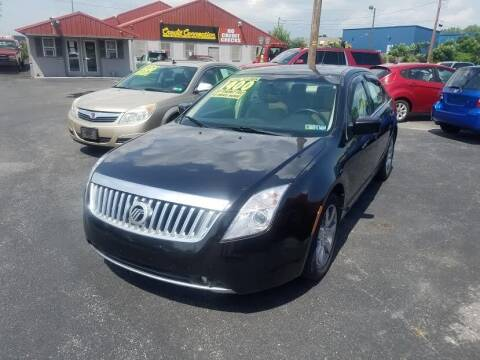 2010 Mercury Milan for sale at Credit Connection Auto Sales Inc. CARLISLE in Carlisle PA