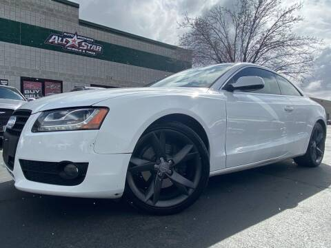 2010 Audi A5 for sale at All-Star Auto Brokers in Layton UT
