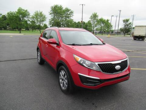 2014 Kia Sportage for sale at Just Drive Auto in Springdale AR