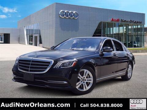 2018 Mercedes-Benz S-Class for sale at Metairie Preowned Superstore in Metairie LA