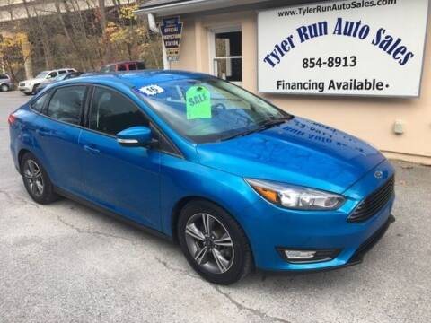 2016 Ford Focus for sale at Tyler Run Auto Sales in York PA