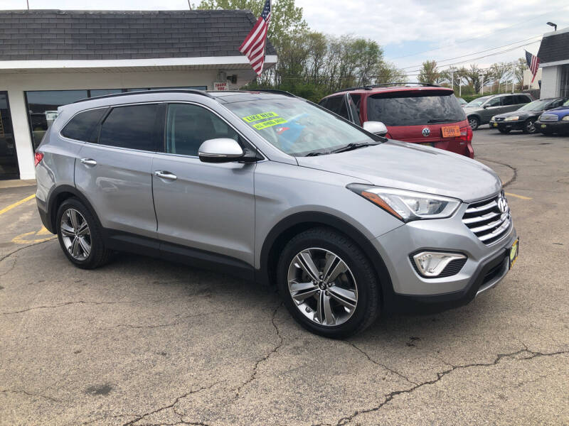 2013 Hyundai Santa Fe for sale at Top Notch Auto Brokers, Inc. in Palatine IL