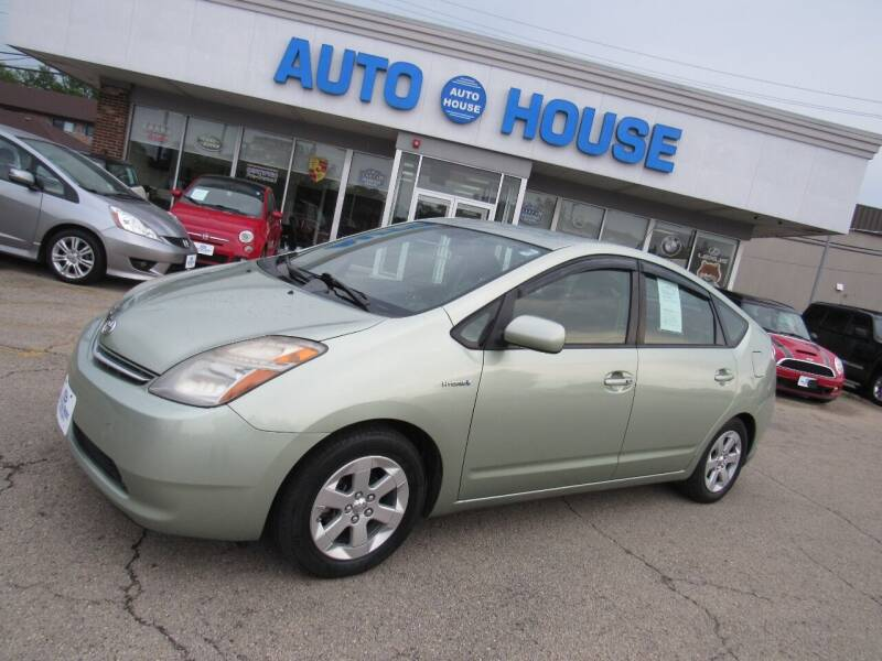2008 Toyota Prius for sale at Auto House Motors in Downers Grove IL