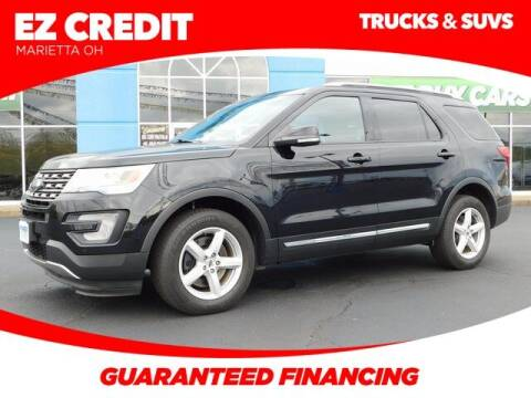2016 Ford Explorer for sale at Pioneer Family preowned autos in Williamstown WV