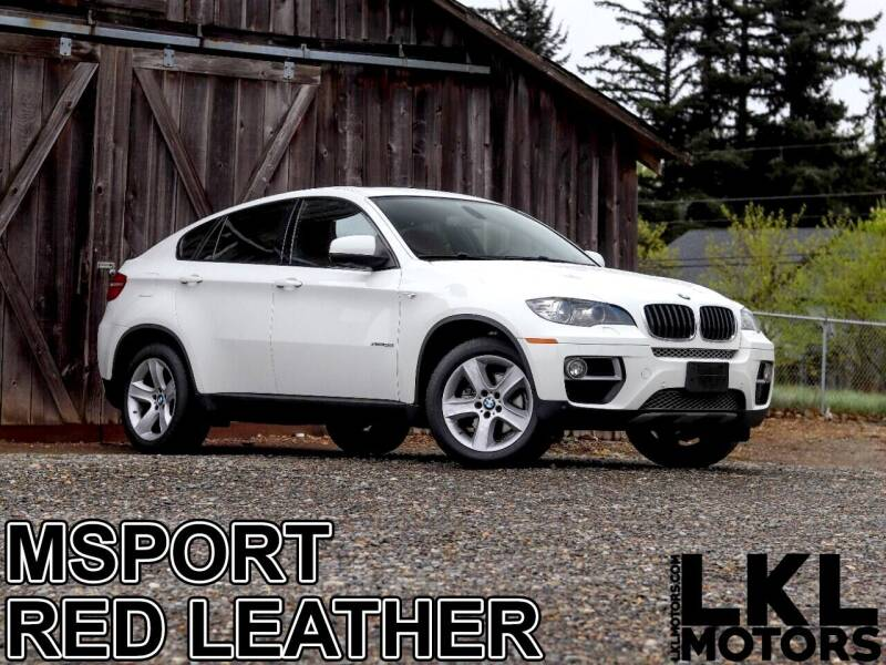 2014 BMW X6 for sale at LKL Motors in Puyallup WA