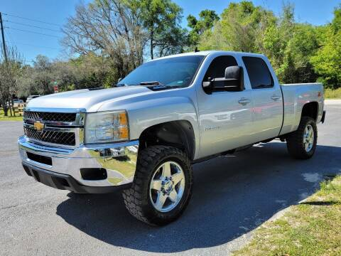 2011 Chevrolet Silverado 2500HD for sale at Gator Truck Center of Ocala in Ocala FL