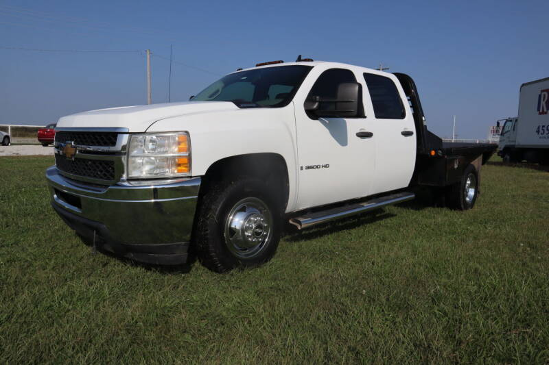 2009 Chevrolet Silverado 3500HD for sale at Liberty Truck Sales in Mounds OK