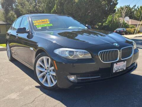 2011 BMW 5 Series for sale at CAR CITY SALES in La Crescenta CA