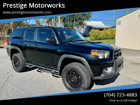 2011 Toyota 4Runner for sale at Prestige Motorworks in Concord NC