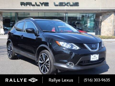 2017 Nissan Rogue Sport for sale at RALLYE LEXUS in Glen Cove NY