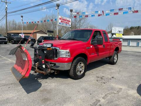 2007 Ford F-350 Super Duty for sale at INTERNATIONAL AUTO SALES LLC in Latrobe PA