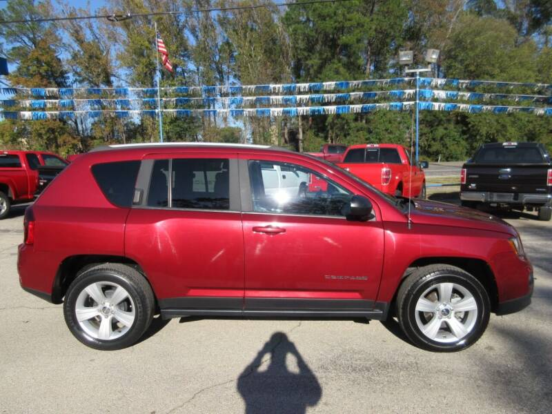 2016 Jeep Compass Sport 4dr SUV - Tyler TX