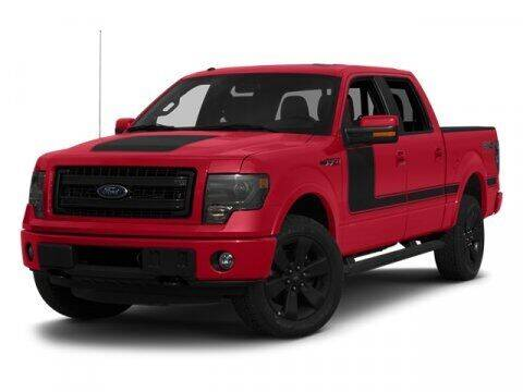 2013 Ford F-150 for sale at J T Auto Group in Sanford NC