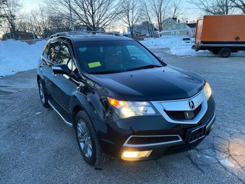 2010 Acura MDX for sale at Welcome Motors LLC in Haverhill MA