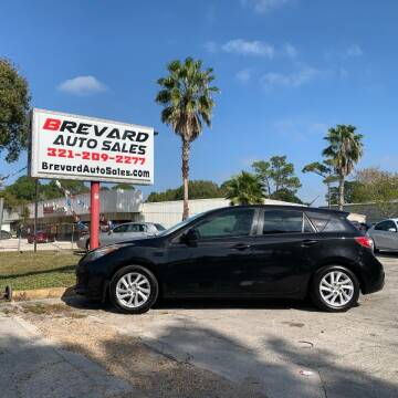 2012 Mazda MAZDA3 for sale at Brevard Auto Sales in Palm Bay FL