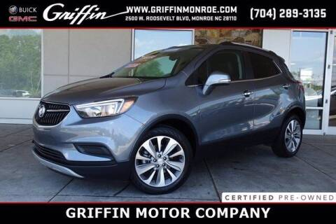 2019 Buick Encore for sale at Griffin Buick GMC in Monroe NC