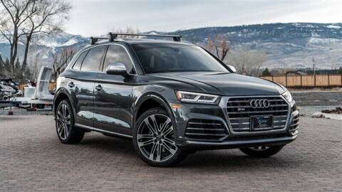 2018 Audi SQ5 for sale at MUSCLE MOTORS AUTO SALES INC in Reno NV