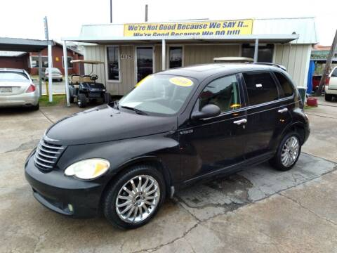 2006 Chrysler PT Cruiser for sale at Taylor Trading Co in Beaumont TX