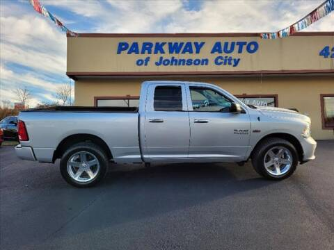 2014 RAM Ram Pickup 1500 for sale at PARKWAY AUTO SALES OF BRISTOL - PARKWAY AUTO JOHNSON CITY in Johnson City TN