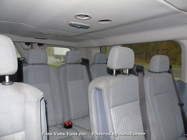 2015 Ford Transit Passenger XLT - Blauvelt NY
