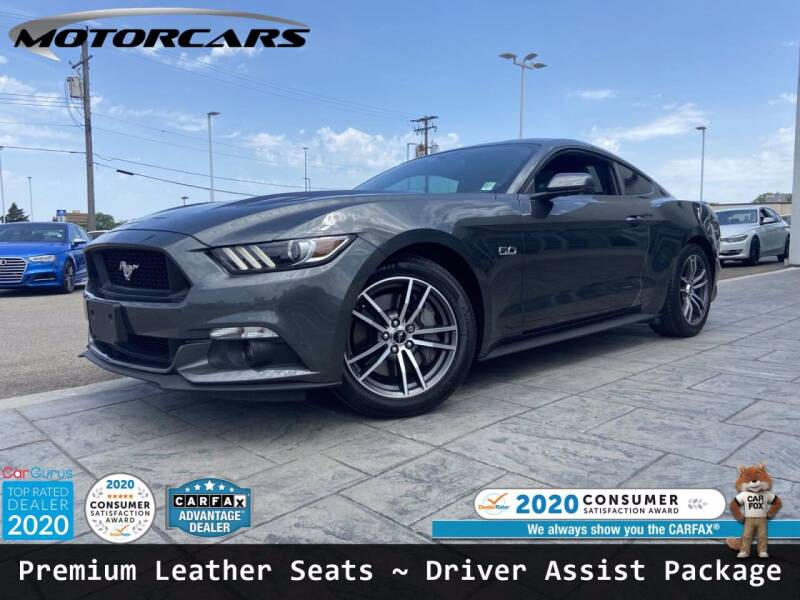 2017 Ford Mustang for sale in Kalamazoo, MI