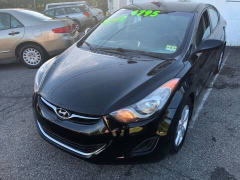 2012 Hyundai Elantra for sale at Washington Auto Repair in Washington NJ
