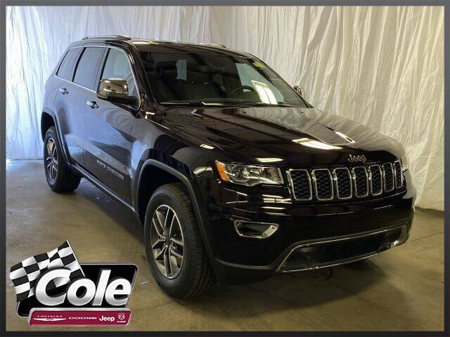 2021 Jeep Grand Cherokee for sale in Kalamazoo, MI