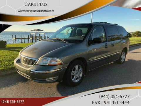 2002 Ford Windstar for sale at Cars Plus in Sarasota FL