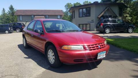 1998 Plymouth Breeze for sale at Shores Auto in Lakeland Shores MN