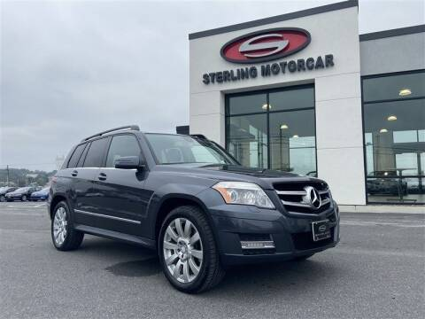 2011 Mercedes-Benz GLK for sale at Sterling Motorcar in Ephrata PA
