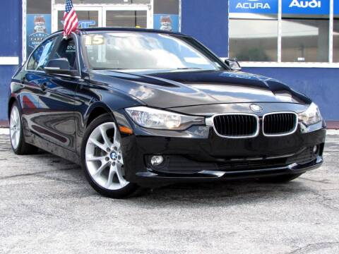 2015 BMW 3 Series for sale at Orlando Auto Connect in Orlando FL