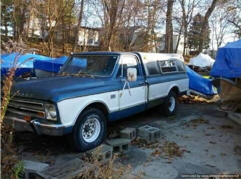 1967 Chevrolet C/K 2500 Series for sale at Haggle Me Classics in Hobart IN