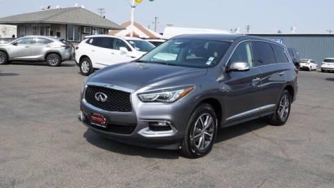 2019 Infiniti QX60 for sale at Choice Motors in Merced CA