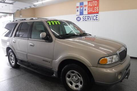 2000 Lincoln Navigator for sale at 777 Auto Sales and Service in Tacoma WA