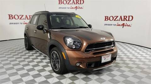 2016 MINI Countryman for sale at BOZARD FORD in Saint Augustine FL