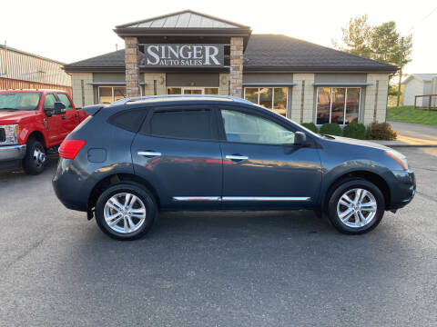 2015 Nissan Rogue Select for sale at Singer Auto Sales in Caldwell OH
