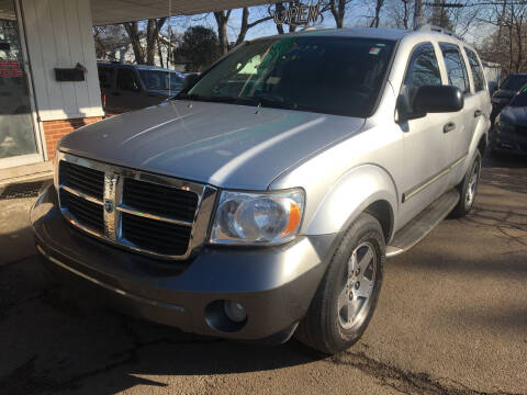 2008 Dodge Durango for sale at New Wheels in Glendale Heights IL