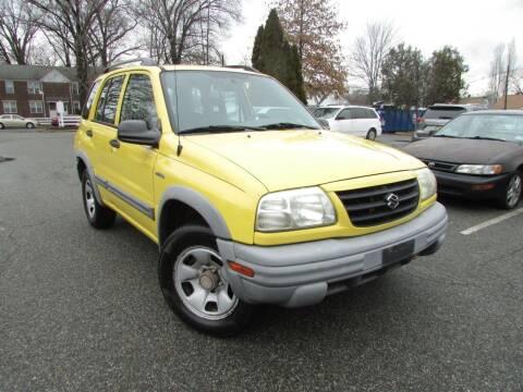 2004 Suzuki Vitara for sale at K & S Motors Corp in Linden NJ