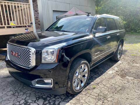 2017 GMC Yukon for sale at Lux Auto in Lawrenceville GA