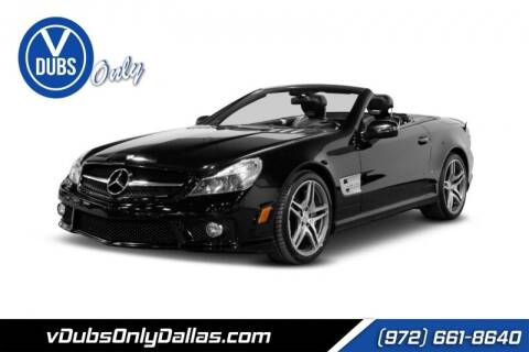2011 Mercedes-Benz SL-Class for sale at VDUBS ONLY in Dallas TX