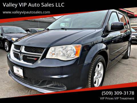 2013 Dodge Grand Caravan for sale at Valley VIP Auto Sales LLC in Spokane Valley WA