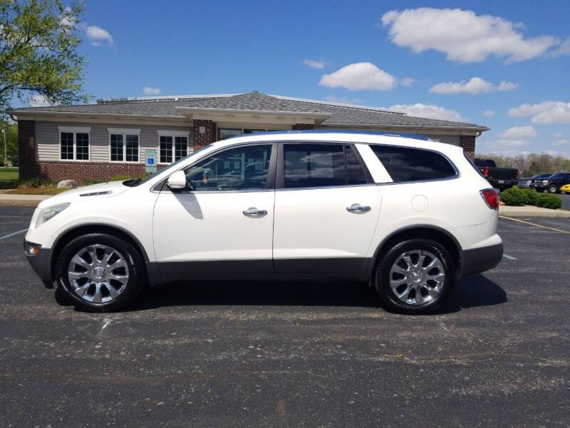 2012 Buick Enclave for sale at Pierce Automotive, Inc. in Antwerp OH