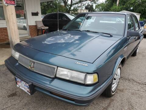 1992 Oldsmobile Cutlass Ciera for sale at New Wheels in Glendale Heights IL