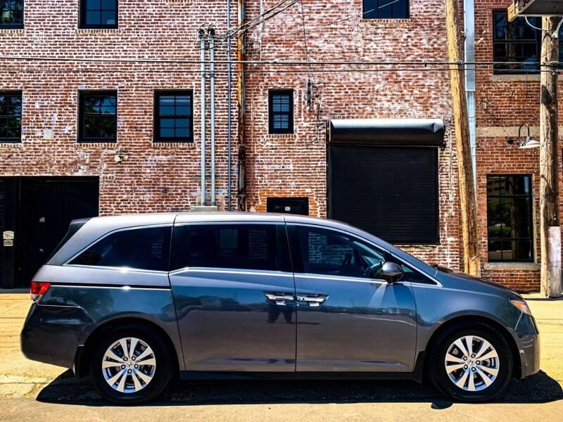 2016 Honda Odyssey for sale at Mickdiesel Motorplex in Amarillo TX