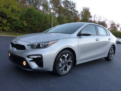 2020 Kia Forte for sale at RUSTY WALLACE KIA OF KNOXVILLE in Knoxville TN