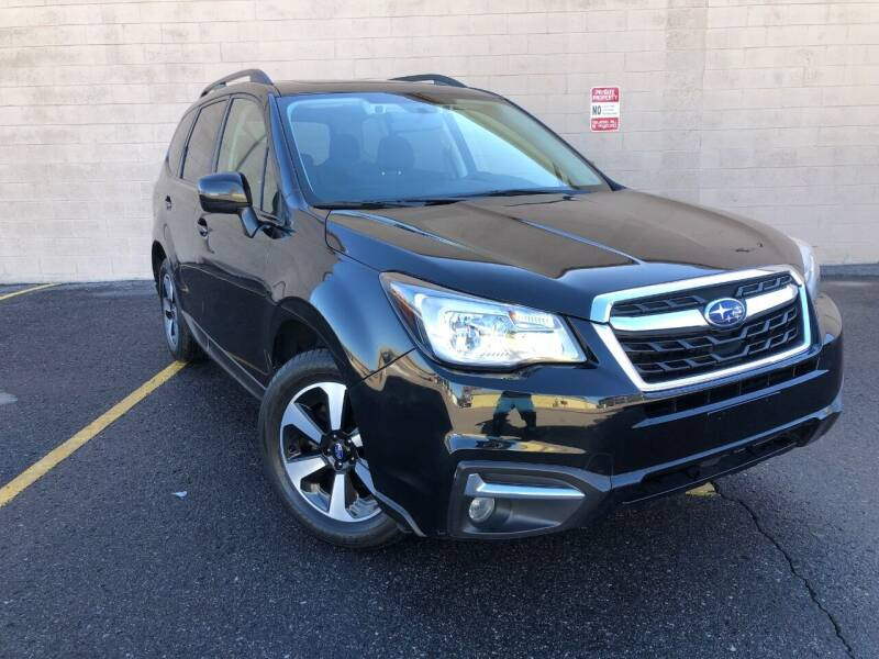 2018 Subaru Forester for sale at Summit Auto in Aurora CO