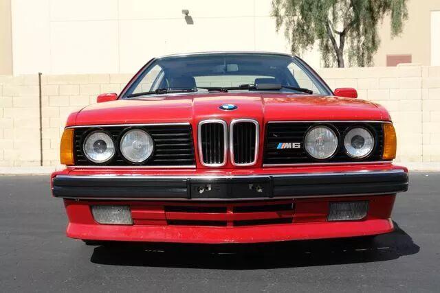 1988 BMW M6 10