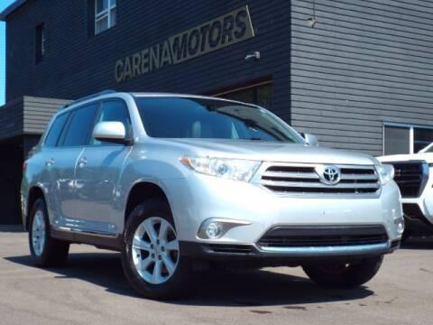 2013 Toyota Highlander for sale at Carena Motors in Twinsburg OH