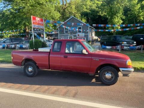 1993 Ford Ranger for sale at Korz Auto Farm in Kansas City KS