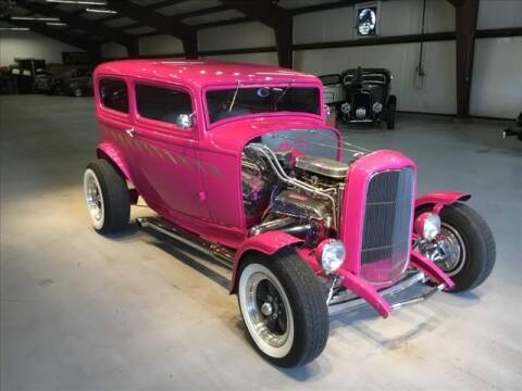 1932 Ford Tudor for sale at SHAKER VALLEY AUTO SALES - Classic Cars in Enfield NH